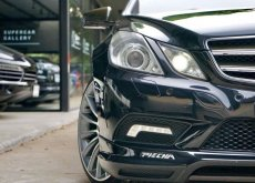 Benz E250 Coupe AMG Package (7 speeds) ปี 12