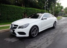 2014 #Benz #E200 Coupe (7363) Amg-Package(