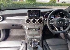 Benz C350e amg sedan at Plug-in Hybrid ปี2017