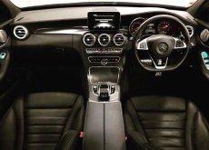 Mercedes Benz C350e AMG Dynamic Plug-in Hybrid ตัวท็อป ปี17