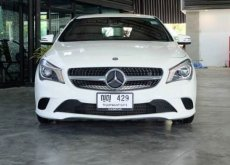 MERCEDES-BENZ CLA200 2016