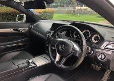 2013 Mercedes-Benz E200 AMG  Dynamic coupe