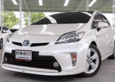 2012 Toyota Prius 1.8 Hybrid Top option grade  (77V34)