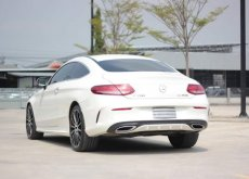 2016 Mercedes-Benz C 250 AMG coupe