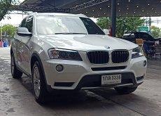 BMW X3 xDrive 20d ปี 2012