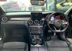 Mercedes Benz รุ่น C 300 Cabriolet W205 รถเบนซ์ราชครู ปี 2017