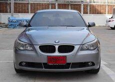 2007 BMW 525i 2.4 E60 SE sedan AT