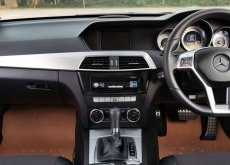 2012 Mercedes Benz C180 Cgi Coupe AMG W204