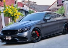 BENZ C-COUPE 250 AMG DYNAMIC ปี2018