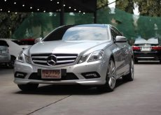 2011 Mercedes-Benz E250 AMG Avantgarde coupe
