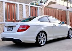 BENZ C180 AMG COUPE  ปี 2012