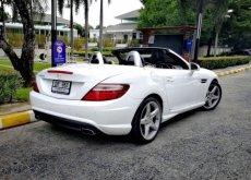 2015 Mercedes-Benz SLK250 Sport convertible