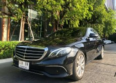 Mercedes Benz E220d Diesel exclusive ปี2016