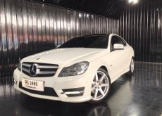 Mercedes benz C 180 Coupe Amg package Yr2012