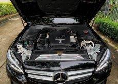 Mercedes-Benz W205 C350e Plug-in Top ปี 2018