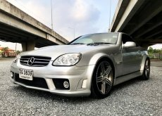 2004 Mercedes-Benz SLK230 Kompressor coupe