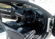 2010 Benz E250 CGI CABRIOLET 1.8