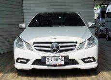 BENZ E250 W207 AMG COUPE 1.8 CGi AT 2010 ขายราคา 1,270,000 บาท