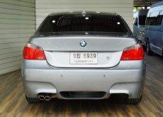 BMW 525i E60 M Sport 2.4 AT 2008 ขายราคา 469,000 บาท  ตัวTOP ชุดแต่ง M-Sport  ไม่เคยมีอุบัติเหตุ สภาพพร้อมใช้งาน เล่มทะเบียนพร้อมโอน สภาพสวยจัด สีเดิมทั้งคั  Option : - ชุดแต่ง M-Sport - ช่วงล่างแน่นๆ