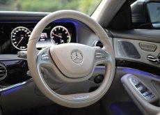 Mercedez-Benz S300 ปี 2014