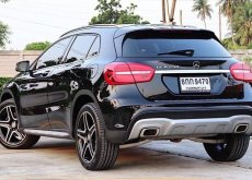 Benz GLA250 AMG Sport Dynamic Package ปี 17