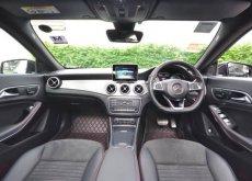 2015 Mercedes-Benz CLA250 AMG Sport sedan