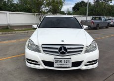 ขายรถเก๋ง Meredes Benz C220 CDI ปื 2013
