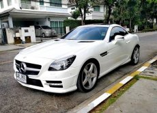 2014 Mercedes-Benz SLK200 AMG Sports convertible