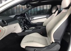 Mercedes benz C 180 Coupe Amg package 2012