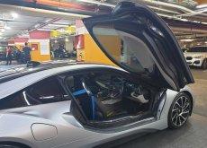 2014 BMW I8 Hybrid coupe