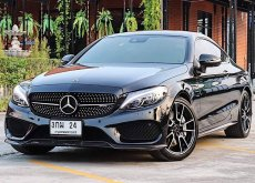 Benz C43 4Matic Coupe AMG ปี2018