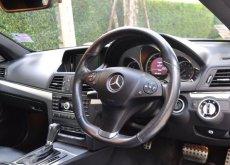 Mercedes Benz E250 ปี2012 1.8CGI Cabriolet AMG Dynamic