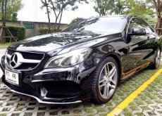 Benz E200 CGI Coupe AMG Package ปี 2015