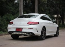 2016 Mercedes-Benz C250 W205 coupe