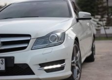 2011 Mercedes-Benz C 250 AMG coupe