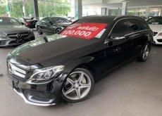 2015 Mercedes-Benz C300 Estate AMG W205