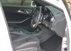 2018 Mercedes-Benz GLA250 AMG sedan