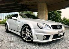 2004 Mercedes-Benz SLK230 Kompressor convertible
