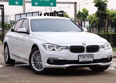 BMW 320d LCI (เครื่องดีเซลรุ่นใหม่ minor-change) ปี 2017