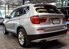 BMW X3 F25 ดีเซล XDrive 2.0D Highline รถสวย สภาพดี เดิมๆทั้งคัน ประหยัดและทนสุดๆ