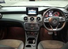 Mercedes Benz CLA250 AMG ปี15 (สีขาว) ประกอบนอก
