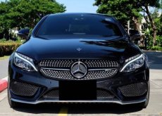Mercedes Benz C43 AMG 4 MATIC Coupe ปี 2018