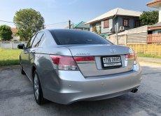 2012 HONDA ACCORD 2.0 EL รถบ้านเเท้ไมล์น้อย, รถสวยบอดี้เดิม, จัดไฟเเนนซ์ได้5เเสนกว่า