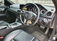 2012 Mercedes-Benz C 180 CGI sedan
