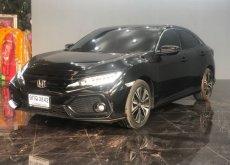 2017 Honda CIVIC 1.5 Turbo RS sedan