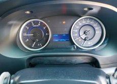 2015 TOYOTA HILUX REVO, 2.4 E PLUS SMT CAB PRERN โฉม PRERUNNER SMART CAB สีดำ เกียร์ธรรมดา