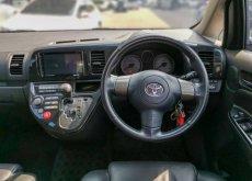 2005 Toyota WISH 2.0 Q suv เกียร์ออโต้ ไม่เคยติดแก็ส รถสวยบางเดิมทั้งคัน