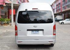 2011 Toyota HIACE 2.5 D4D รถตู้/VAN