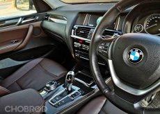 BMW X3 XDRIVE20D HIGHLINE F25 AT ปี 2015 (รหัส #BSOOO504)