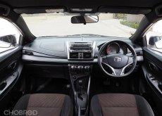 2015 Toyota YARIS 1.2 J รถเก๋ง 5 ประตู
